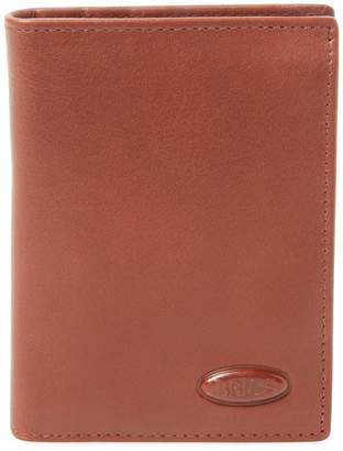 Bric's MONTE ROSA Leather Slim Vertical Wallet with ID