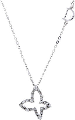Damiani 18K 0.13 Ct. Tw. Diamond Necklace