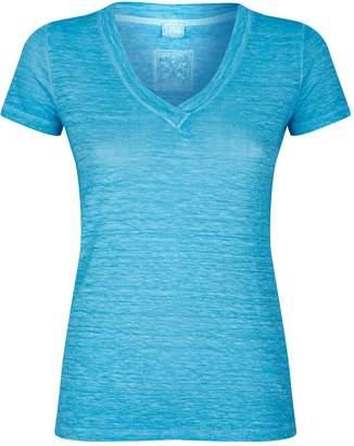 120% Lino 120 Lino Linen T-Shirt