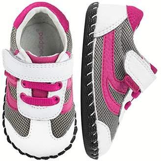 pediped Girls' Cliff Sneaker