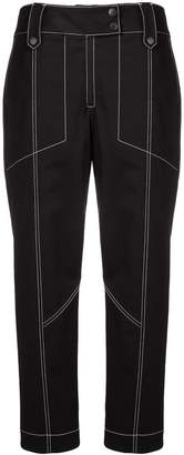 Kenzo high-waisted trousers