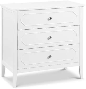 DaVinci Poppy Regency 3-Drawer Dresser Changer - White