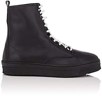 Barneys New York WOMEN'S LEATHER HIGH
