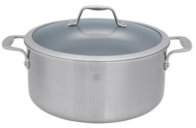 Zwilling J.A. Henckels 8-qt. ThermolonTM Ceramic Nonstick Spirit Dutch Oven