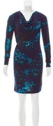Edun Printed Mini Dress w/ Tags