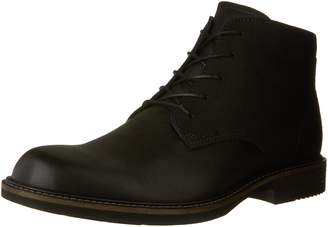 Ecco Shoes Men's Kenton Chukka Lace up Shoe