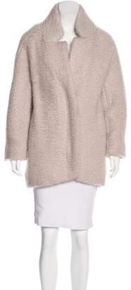 Marc Jacobs Mohair-Blend Short Coat w/ Tags