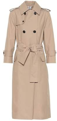 Thom Browne Cotton-blend trench coat