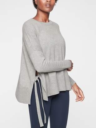 Athleta Chamonix Side-Tie Sweater
