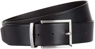 HUGO BOSS Logo Leather Belt