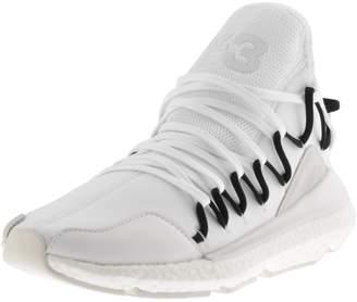 db27d1f100876 Y-3 Y3 Kusari Trainers White