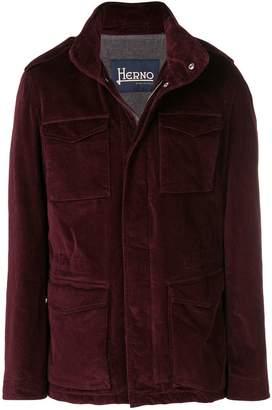 Herno multi-pocket jacket