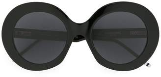 Thom Browne Eyewear oversized tinted sunglasses