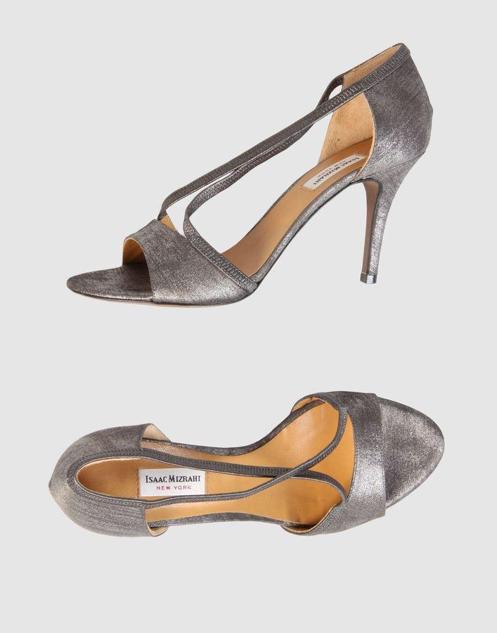 Isaac Mizrahi High-heeled sandals