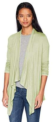 Tresics Women's Long Sleeve Flyaway Cardigan