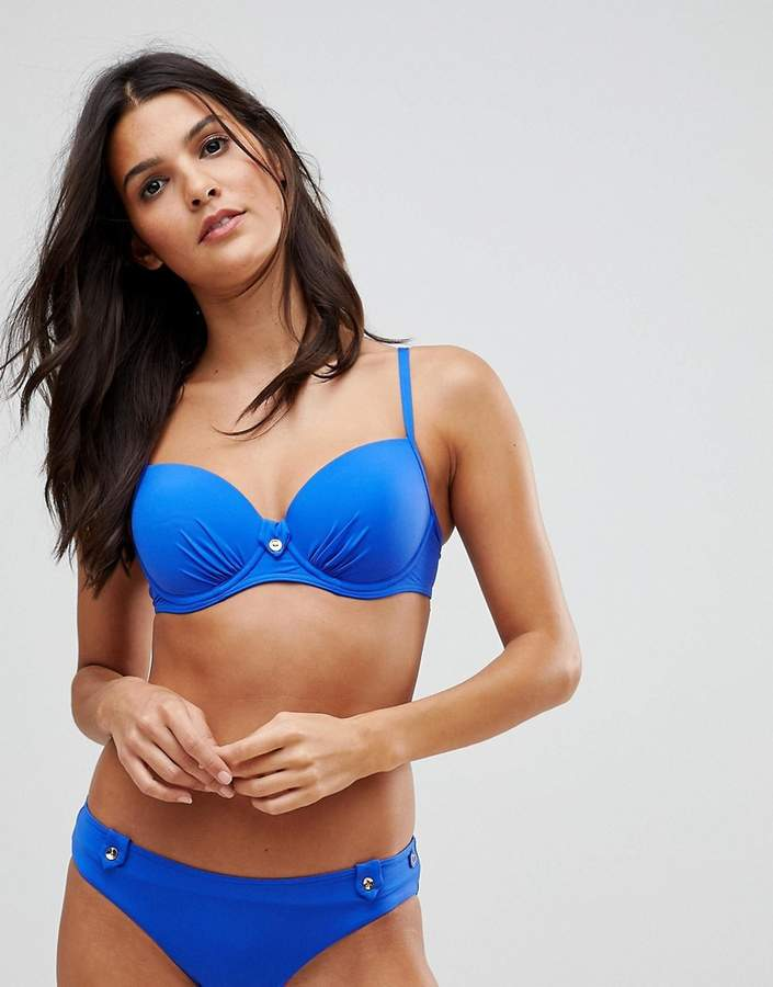 Lagoon Mould Plunge Top