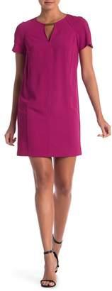 Trina Turk Sterling Short Sleeve Dress