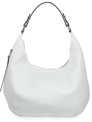Rebecca Minkoff Michelle Medium Zip-Top Hobo Bag