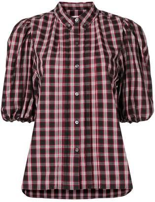 Etoile Isabel Marant Orem check shirt