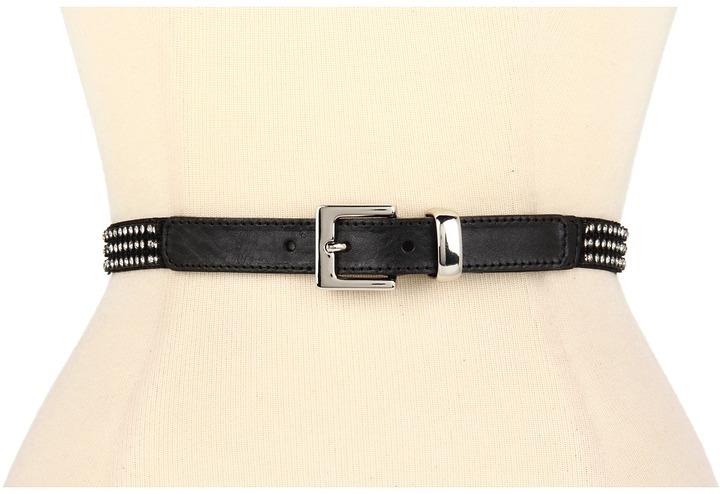 Wolford Tiny Glamour Belt (Black) - Apparel