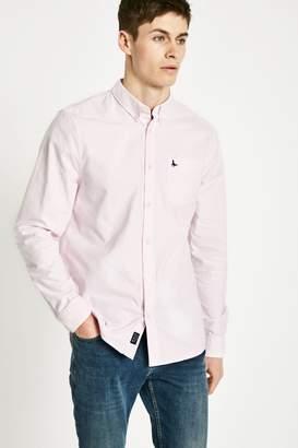 Jack Wills Wadsworth Oxford Stripe Shirt