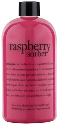 philosophy Raspberry Sorbet Shampoo, Shower Gel And Bubble Bath
