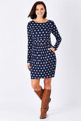 Hatley NEW Womens Short Dresses Contour Dress