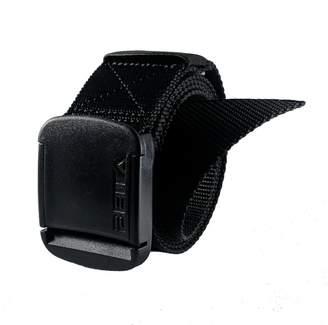 Betta 1.5 Inch Wide Men's Nylon Web Belt with High-Strength Adjustable Buckle
