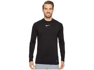 Nike Pro Warm Mock Top Men's Long Sleeve Pullover
