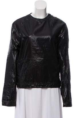 Balenciaga Hooded Pull-Over Windbreaker