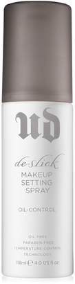 Urban Decay De-Slick Oil-Control Makeup Setting Spray, 4 oz