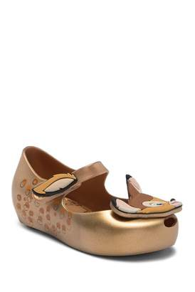 Mini Melissa Ultragirl Bambi Mary Jane Jelly Flat (Toddler)