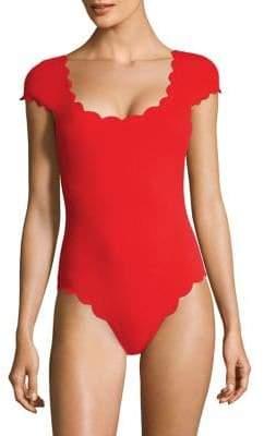 Marysia Swim One-Piece Mexico Maillot Swimsuit