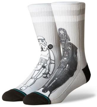 Men's Stance Star Wars(TM) Master Of Evil Socks $20 thestylecure.com