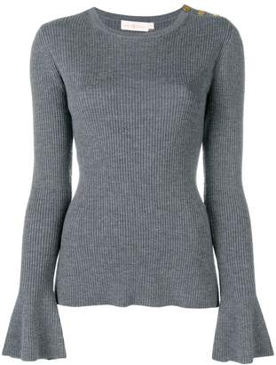 Tory Burch knitted Liv sweater