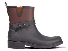 Rag & Bone Two-Tone Rubber Rain Boots