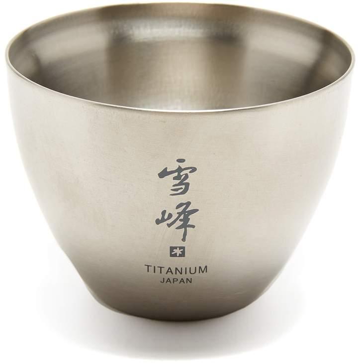 Snow Peak Sake Insulated Stacking Cup