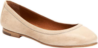 Frye Carson Leather Ballet Flat