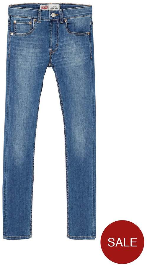 Boys Classics Extreme Skinny Fit 519 Jeans