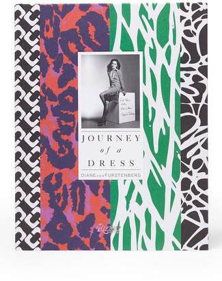 Diane von Furstenberg Journey Of A Dress Coffee Table Book, Signed Copy