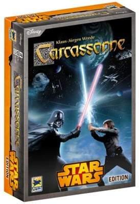 Star Wars Z-Man Games Carcassonne