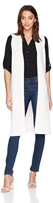 Calvin Klein Women's Sleeveless MESH Duster