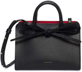 Mansur Gavriel Black Mini Mini Sun Bag