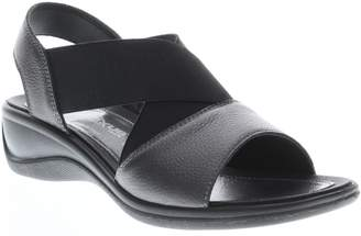 Spring Step Flexus by Leather Sandals - Emma