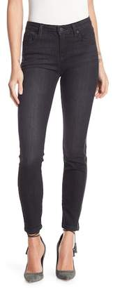 Kenneth Cole New York Black Studded Skinny Jeans