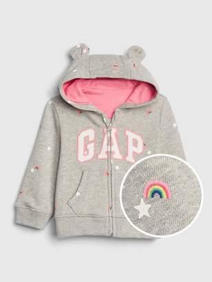 Gap Baby Logo Hoodie Sweatshirt
