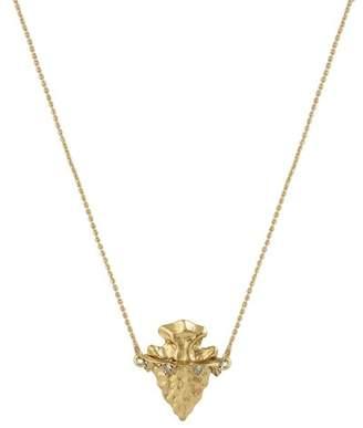 House Of Harlow Mini Arrowhead Pendant Necklace