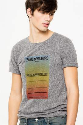 Zadig & Voltaire Tommy Jam T-Shirt