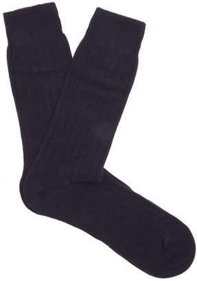 Pantherella Waddington cashmere-blend socks