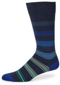 Paul Smith Ladder Stripe Dress Socks